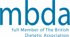 Member of the British Dietetic Association