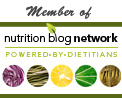 Nutrition Blog Network Badge